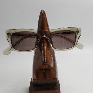 Cliff Wexxler Green Translucent Sunglasses Frames